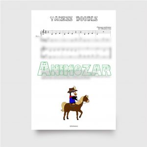 Yankee Doodle pour piano